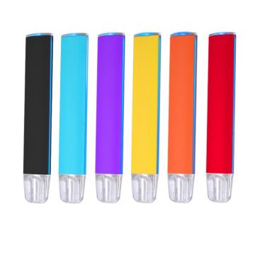 2020 Top Selling Customized 350 Puffs Disposable Vape Pen